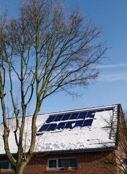 Photovoltaik & Schneelast