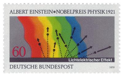 Fotoeffekt: Nobelpreis für Albert Einstein