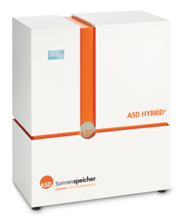 ASD Hybridspeicher