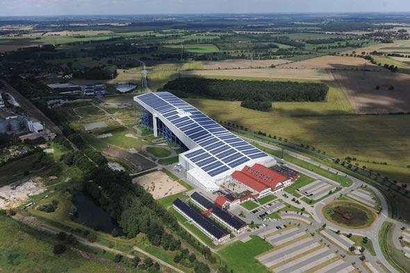 Canadian Solar Referenzprojekt