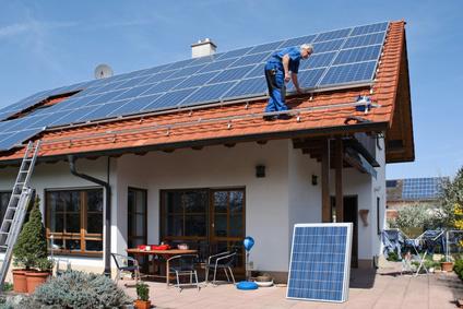 Dachvermietung für Photovoltaik