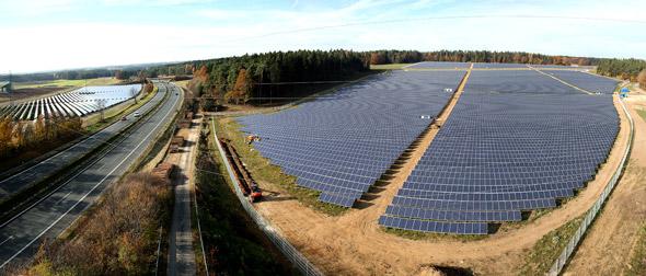 IBC Solar Referenzprojekt