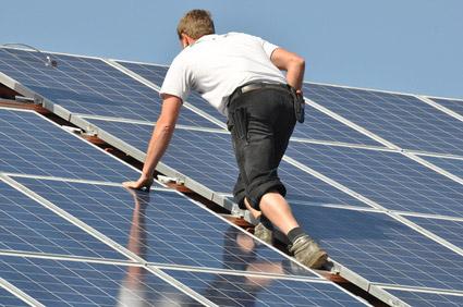 Inbetriebnahme Photovoltaik