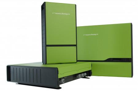 Nedap Powerrouter Solarbatterie