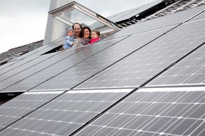 Schott Solar Module für Kleinanlagen