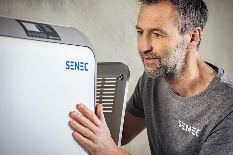 SENEC vertreibt die Stromspeicher über ein Netz von mehr als 750 Fachpartner-Betrieben in ganz Deutschland.