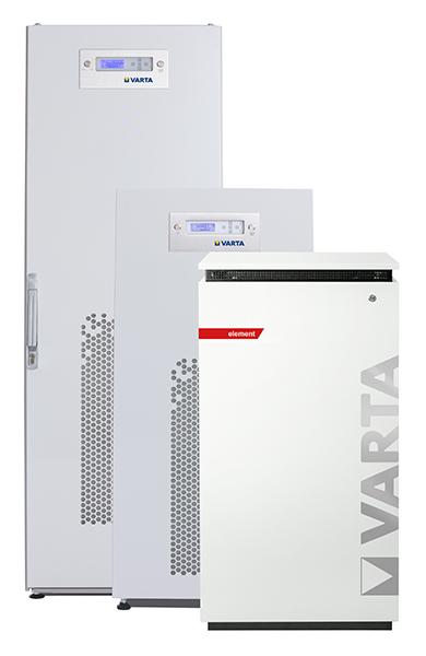 VARTA Storage Solarbatterien: VARTA Element, VARTA Home und VARTA Family