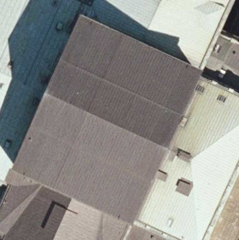 Google Earth Dachausrichtung bestimmen