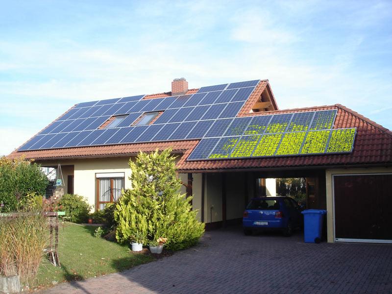 Verschattung einer Photovoltaik Anlage: Schattenverläufe erkennen