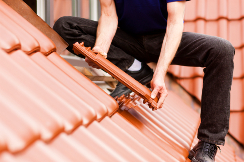 Many Factors Affect The Cost To Replace Roof Shingles, Including The Prices  Of New Materials. | @ IStockphoto.com / Kzenon