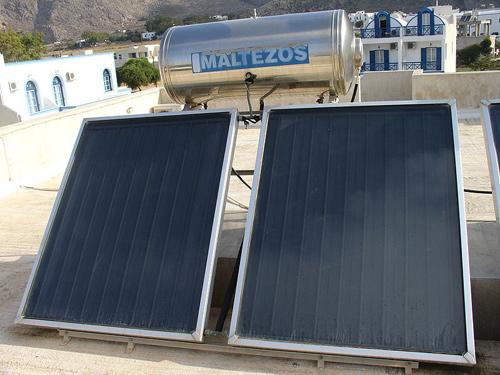 Solar Collectors - Flat Plate Collectors