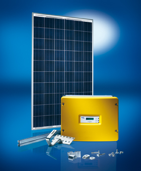 Photovoltaik Set