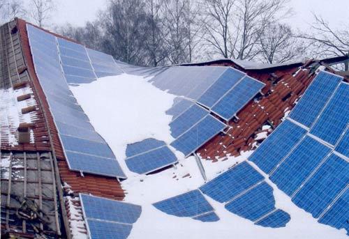 Solarversicherung schützt vor Schäden
