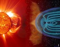 Sonnenaktivität und Wind