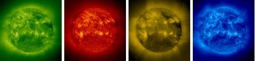 Sonnenaktivitäten