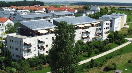 Solare Nahwärme