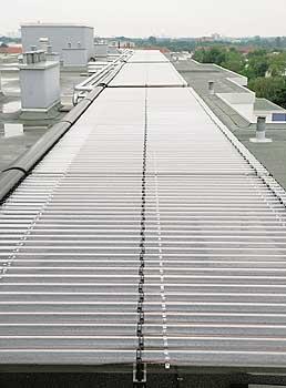 Solarthermie Gemeinde