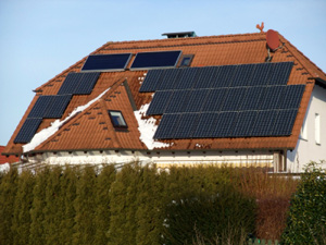 Solarthermie im Winter
