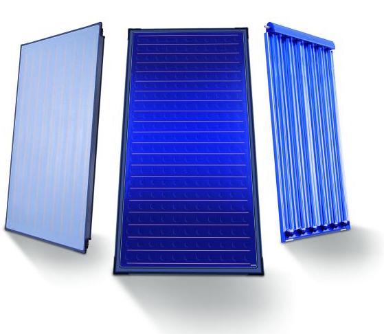 Solarthermie Kollektor