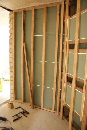 holzst nderwerk im trockenbau vor und nachteile. Black Bedroom Furniture Sets. Home Design Ideas