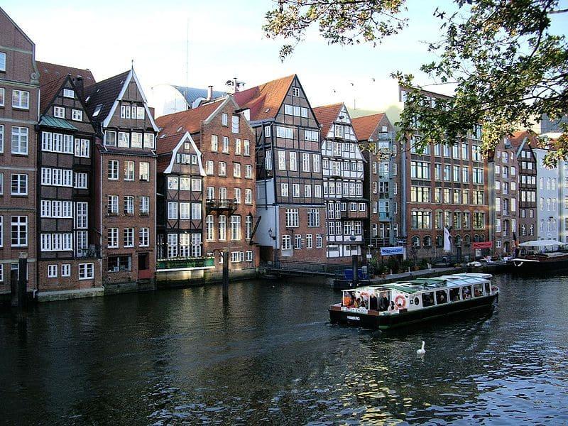 umziehen in Hamburg