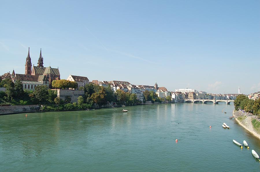 Basel, Schweiz | Bilquelle: © Norbert Aepli, Switzerland via Wikimedia Commons | Lizenz: CC BY 2.5