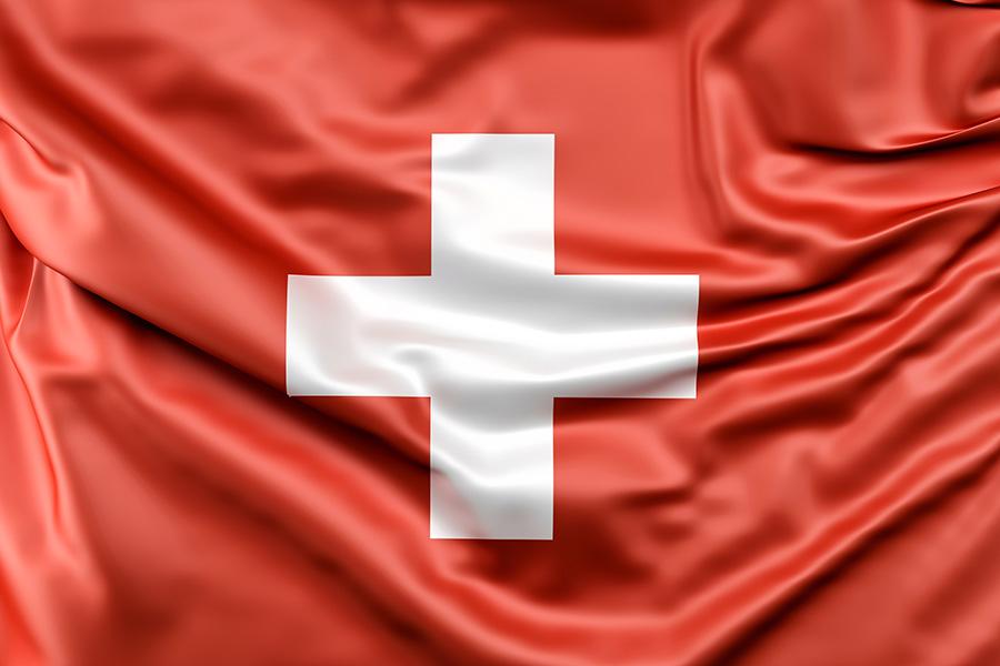 Flagge der Schweiz, Designed by www.slon.pics / Freepik