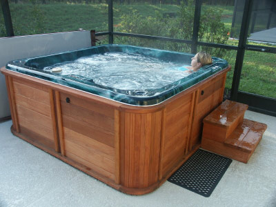 Spa Whirlpool Indoor